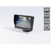 """AVIS Electronics AVS0437BM 4.3"""" для установки на приборную панель"""