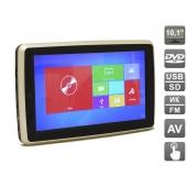 """AVIS Electronics AVS1088T с диагональю 10.1"""" и встроенным DVD плеером"""