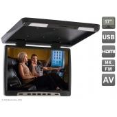 """AVIS Electronics AVS117 (черный) 17"""" со встроенным медиаплеером"""