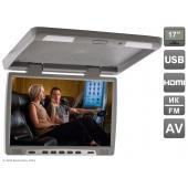 """AVIS Electronics AVS117 (серый) 17"""" со встроенным медиаплеером"""