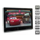 """AVIS Electronics AVS1233T с диагональю 11.6"""" и встроенным DVD плеером"""