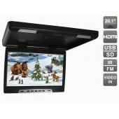 """AVIS Electronics AVS2020MPP (черный) 20,1"""" с HDMI и встроенным медиаплеером"""