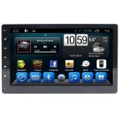 2 DIN CarMedia QR-1010 на Android 6.0.1