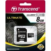 MicroSD 8GB Class 10