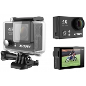 X-TRY XTC200 4K Ultra HD WiFi