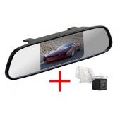 Зеркало + камера для Ford Kuga 12+ / Escape 2012, 2013, 2014, 2015, 2016