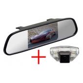 Зеркало + камера для Honda CR-V (06-12), Fit (08-13), Odyssey (09-10), HR-V, Crosstour