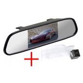 Зеркало + камера для Hyundai i40 2011+ / Kia Optima 10-16, Sportage 2016+
