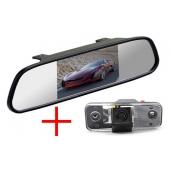 Зеркало + камера для Hyundai Santa Fe 2006-2012