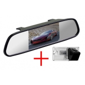 Зеркало + камера для Kia Cerato (седан, до 2011)