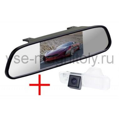Зеркало + камера для Kia Rio (11-16)