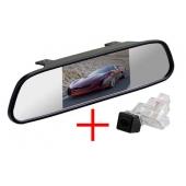 Зеркало + камера для Mazda 6 2013+