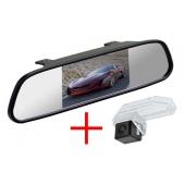 Зеркало + камера для Mazda 6 GH (2007-2012), RX-8 (2008+)