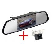 Зеркало + камера для Mercedes A (W176) (12-16), B (W246) (11-16)