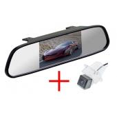 Зеркало + камера для Mercedes C (W204), CL (216), E (212), S (221)