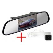 Зеркало + камера для Mitsubishi ASX 2010+, Peugeot 4008, Citroen C4 Aircross