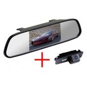 Зеркало + камера для Opel Astra 2009+