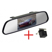 Зеркало + камера для Renault Duster