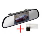 Зеркало + камера для Subaru Forester 2013+, Outback 2012+, Impreza XV