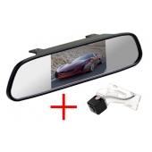 Зеркало + камера для Suzuki Swift 2008-2012