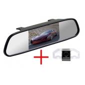 Зеркало + камера для Toyota Camry V50 2011+