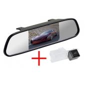 Зеркало + камера для Volkswagen Golf VI (08-12), Golf VII (2013+), Scirocco, Amarok, Polo, Passat B7