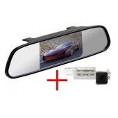 Зеркало + камера для Volkswagen Golf 7