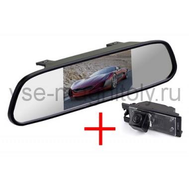 Зеркало + камера для Hyundai ix35, Tucson / Kia Ceed Hatchback 2012+