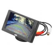 Монитор для камеры заднего вида 4.3 дюйма