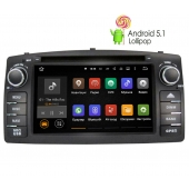 Toyota Corolla EX 120 кузов BYD F3 LeTrun 1646 Android 5.1