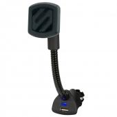 Магнитный держатель для смартфонов Scosche MagicMount Power