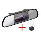 Зеркало + камера для Suzuki SX4 2006+ Hatchback